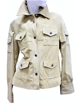 Ženska usnjena jakna Gilard
