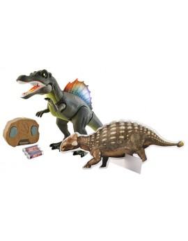 R/C dinozaver, na daljinsko...